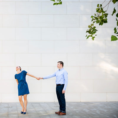 Engagement Photos in Orange County