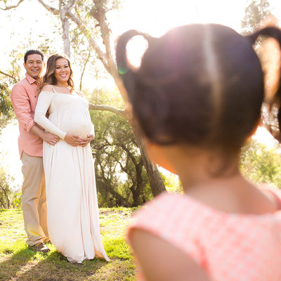 Maternity Photos in Huntington Beach