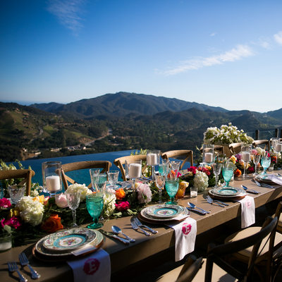 Wedding Photographer for Malibu Rocky Oaks Vineyard