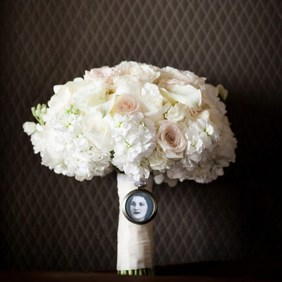Brides Square Root Bouquet