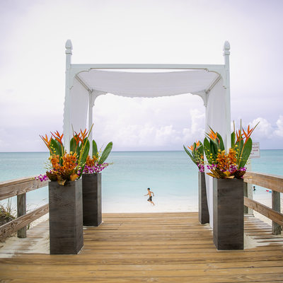 Destination Wedding Turks Caicos Photographer