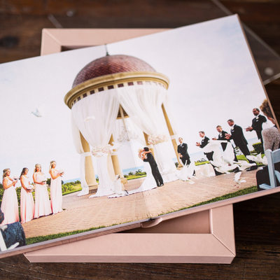 Wedding Album Acrylic Cover
