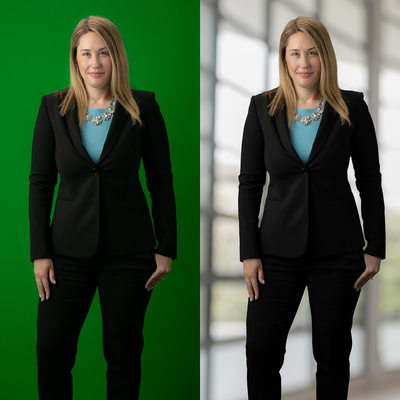 Corporate Green Screen Photography  // Orange County