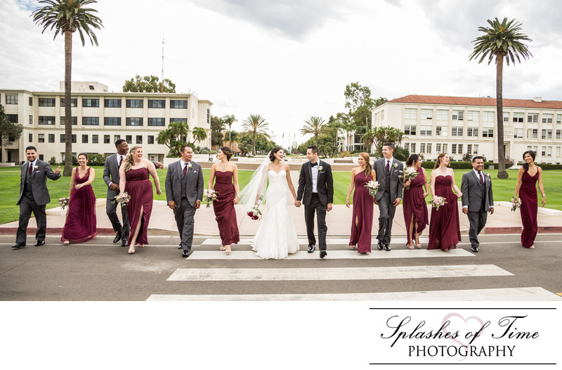 Loyola Marymount Wedding Photography
