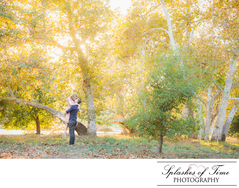 Irvine Engagement Photographer