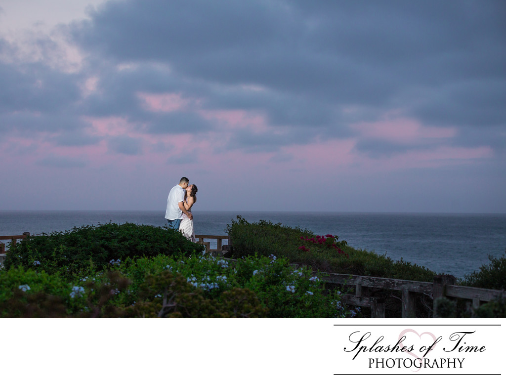 Laguna Beach Montage Engagement