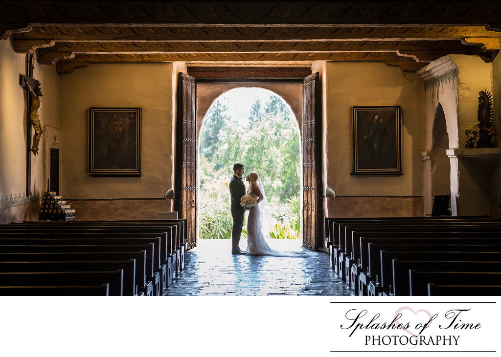 San Diego Church Wedding Photography