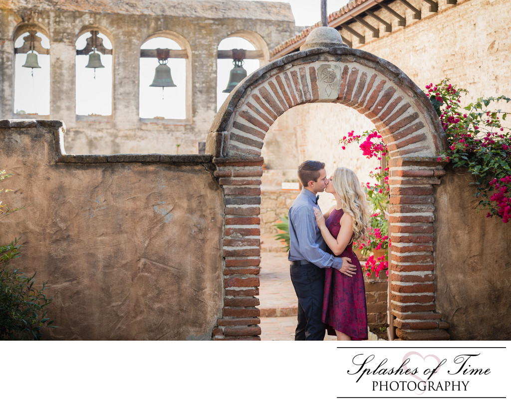 San Juan Capistrano Mission Photographer