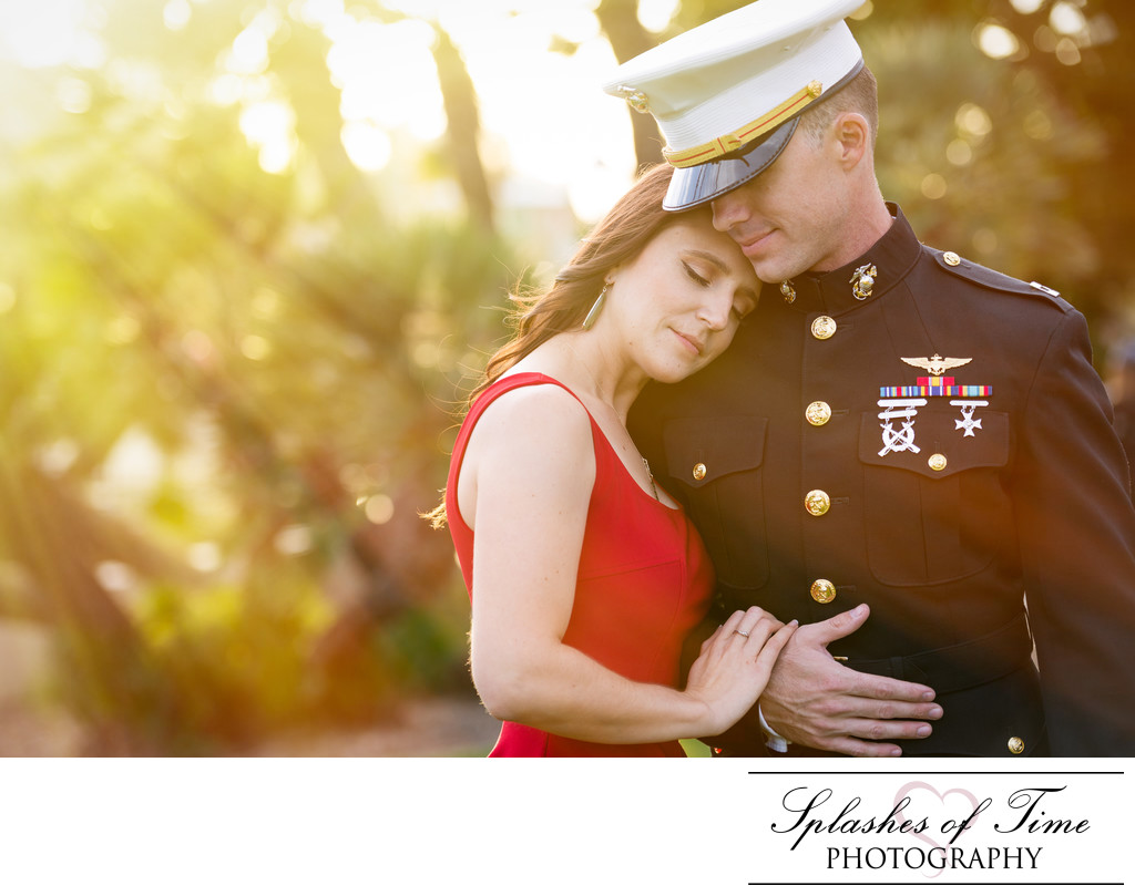 Military Engagement Photographer