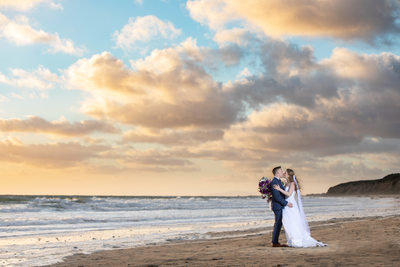Crystal Cove Wedding Photographer