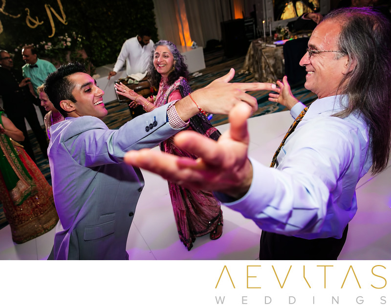 Creative dance floor photo at Pasea Hotel and Spa