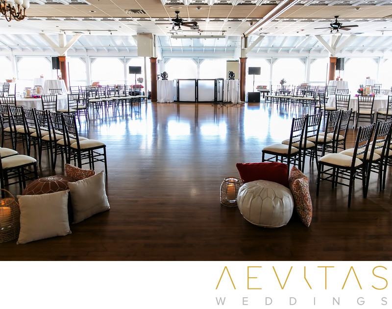 Venue at Harborside Restaurant and Grand Ballroom