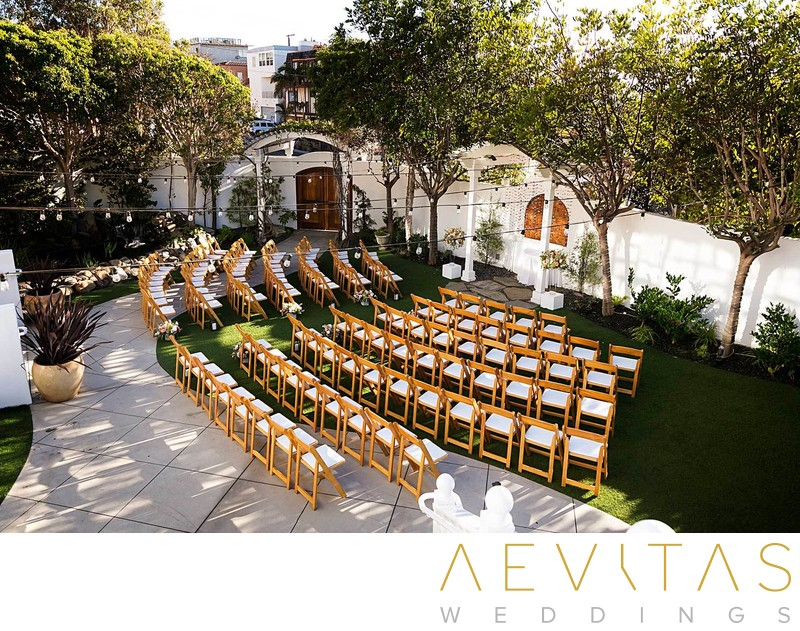 Wedding Venues In California - Verandas Beach House