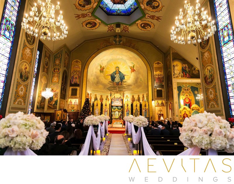 Saint Nicholas Antiochian Orthodox Cathedral Wedding Review
