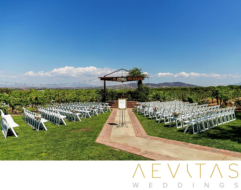 Lorimar Vineyards And Winery Wedding Review