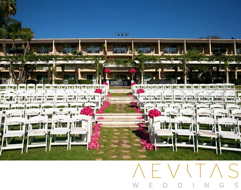 Hyatt Regency Newport Beach Wedding Review