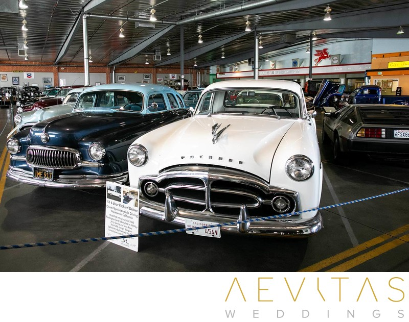 Automobile Driving Museum Wedding Review