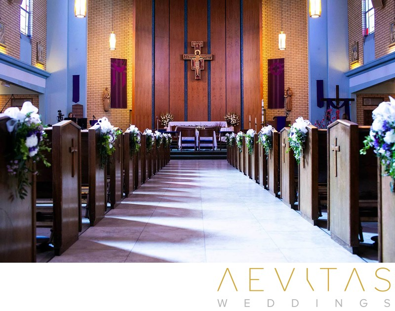 Saint Anthony's Catholic Church Wedding Review
