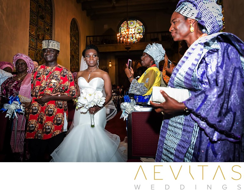 Mission Inn Hotel And Spa Nigerian Wedding Photography