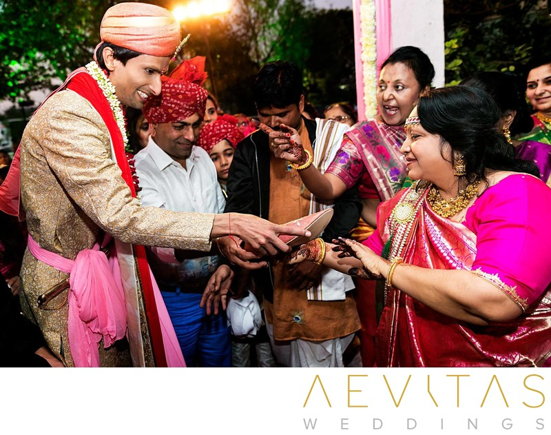 Panchratna Party Plot Indian Wedding Photography