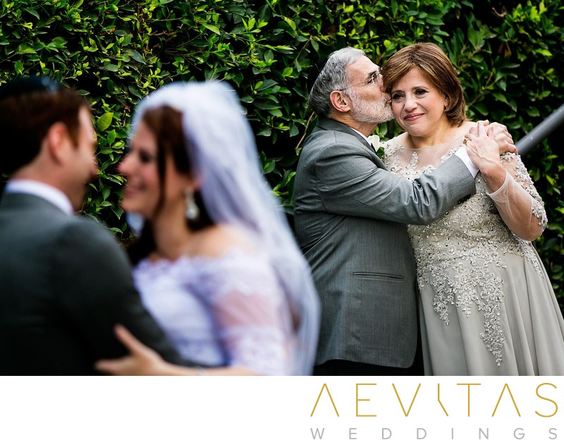Jewish Wedding Photography By Los Angeles Wedding Photographers