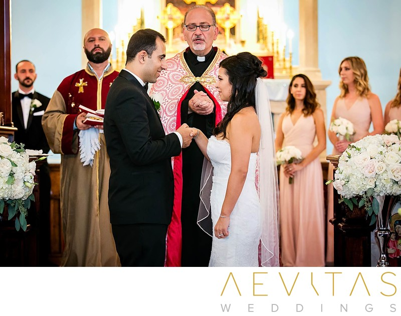Saint Mary's Armenian Apostolic Church Armenian Wedding Photography