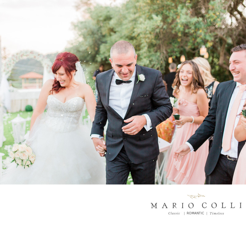 Destination wedding photography italy
