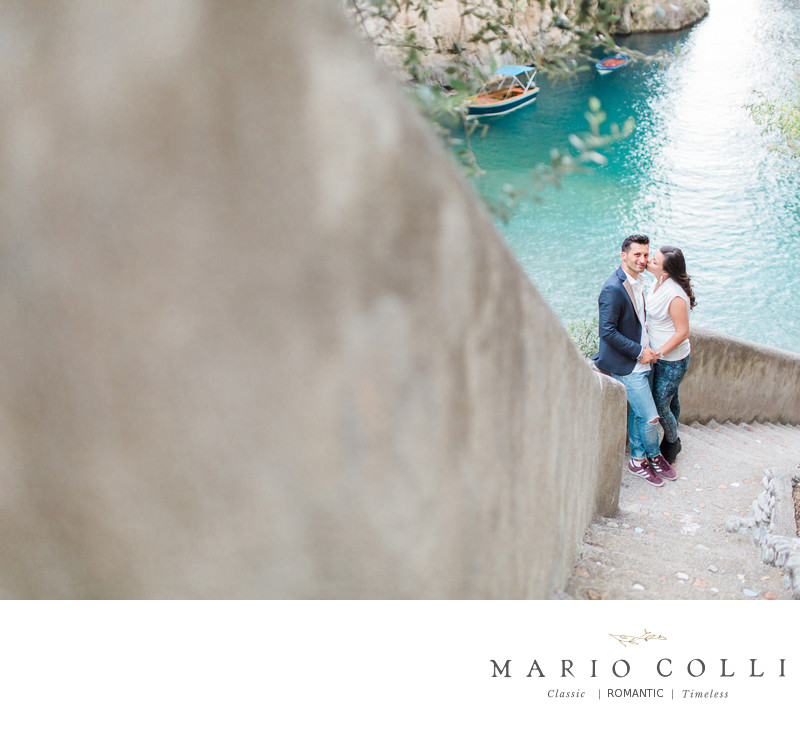 Italy destination engagement shoot