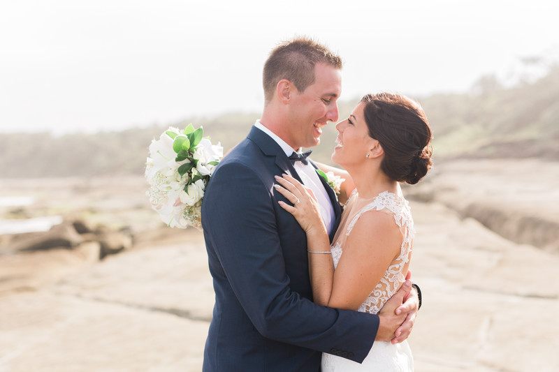 Best Yamba wedding photographer
