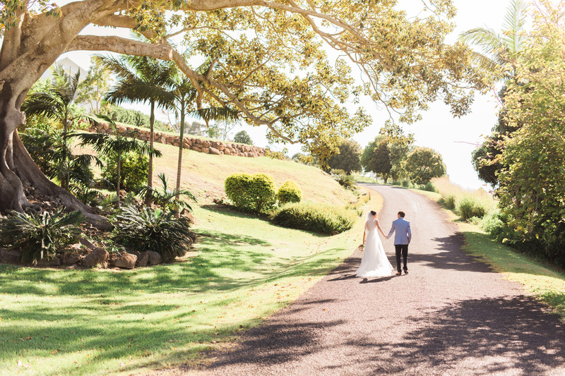 Summergrove Estate Wedding Photos