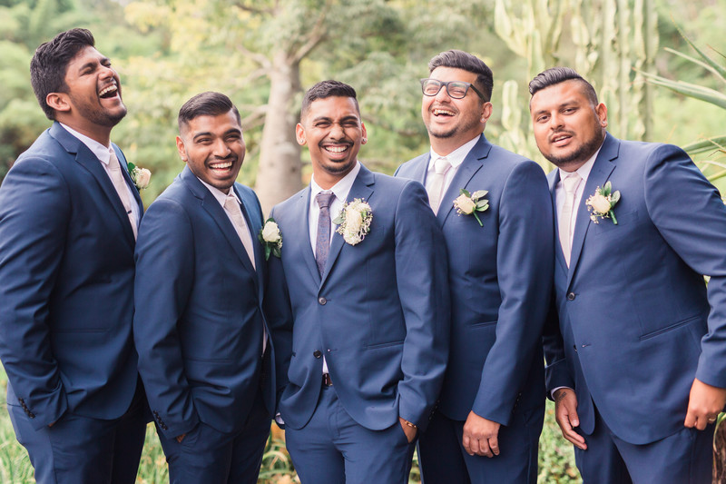 groom and groomsmen gold coast wedding photographer