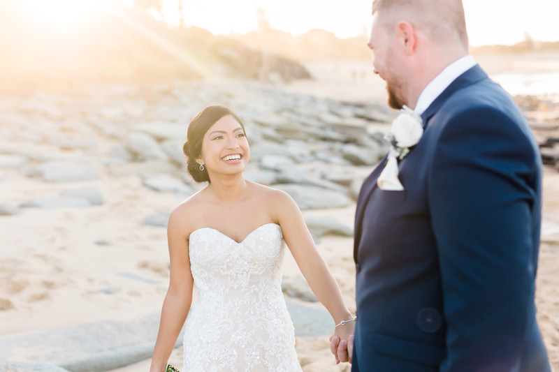 Sunshine Coast Wedding Photographer Dicky Beach