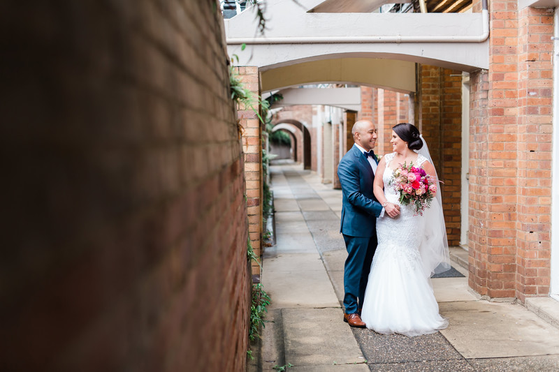Brisbane wedding photographer racing club eagle farm