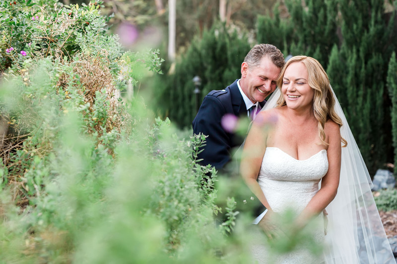 Evergreen Garden Venue Wedding Photographer