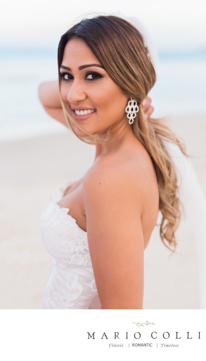 Gold Coast beach wedding photos Len Wort Park