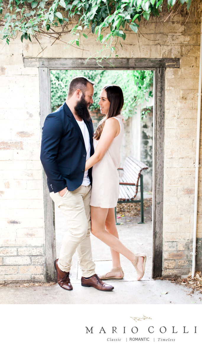 Brisbane Powerhouse engagement shoot 2