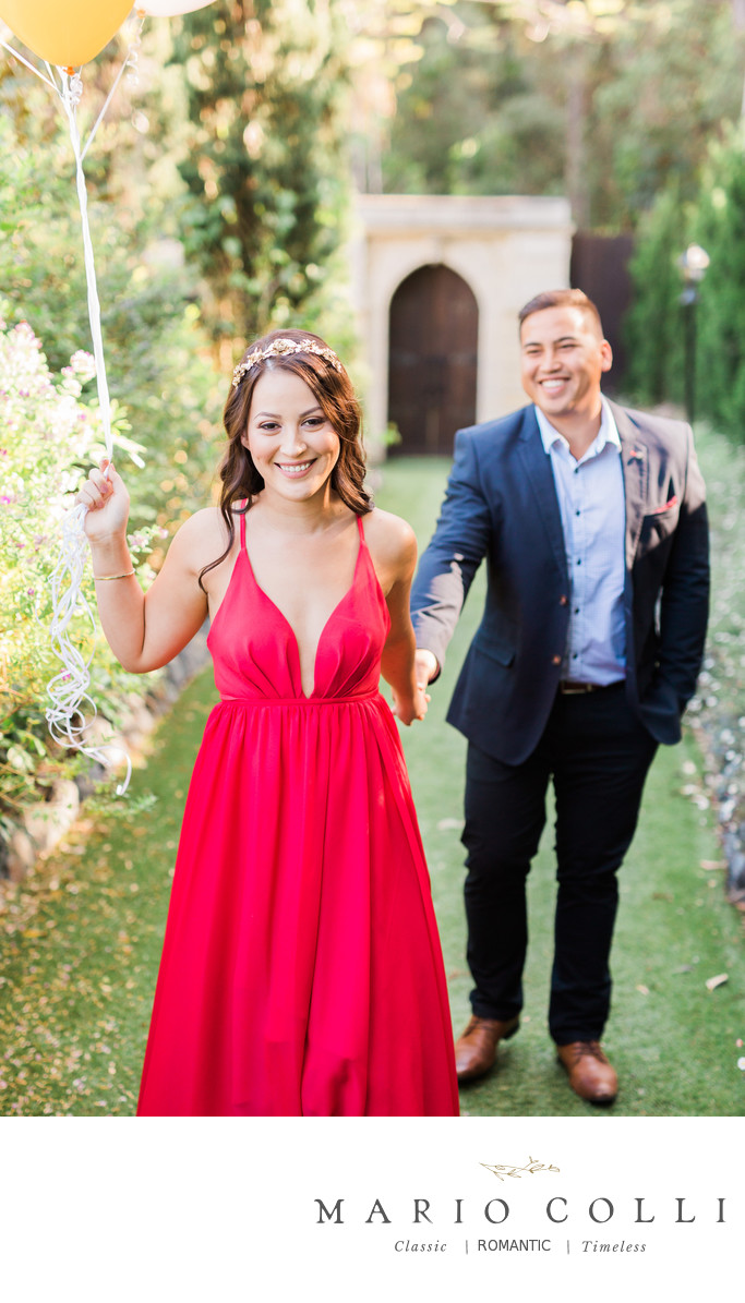 Evergreen garden venue gold coast wedding photographer
