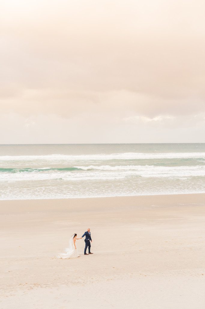 Kingscliff Wedding Photography Mantra on Salt