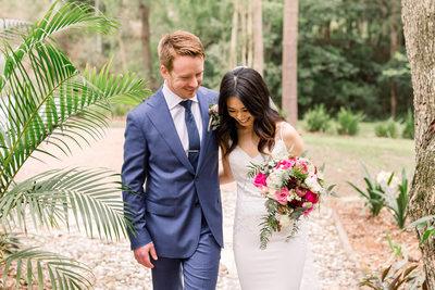 Bundaleer Rainforest Gardens Wedding Photographer