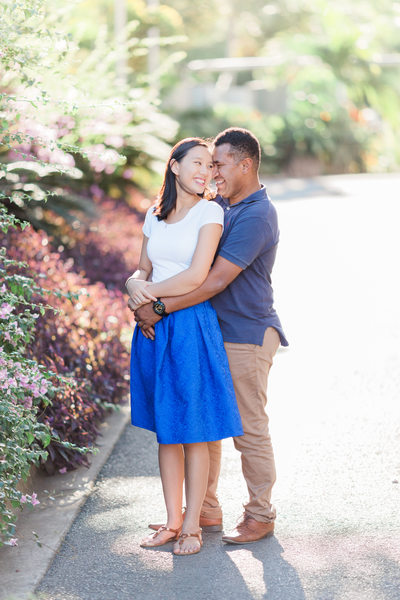 Brisbane powerhouse engagement photos