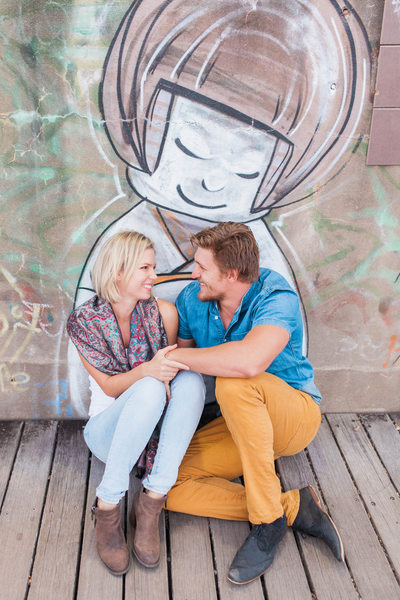 Brisbane Powerhouse engagement photos 2