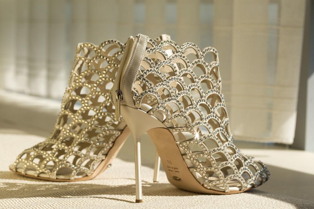 Sergio Rossi Wedding Shoes