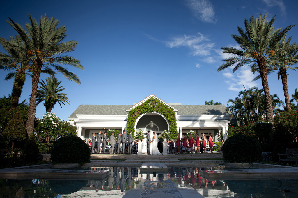 Royal Poinciana Chapel Palm Beach Wedding Photographer