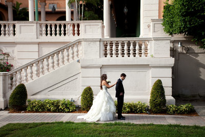 Wedding at the Biltmore Hotel Coral Gables