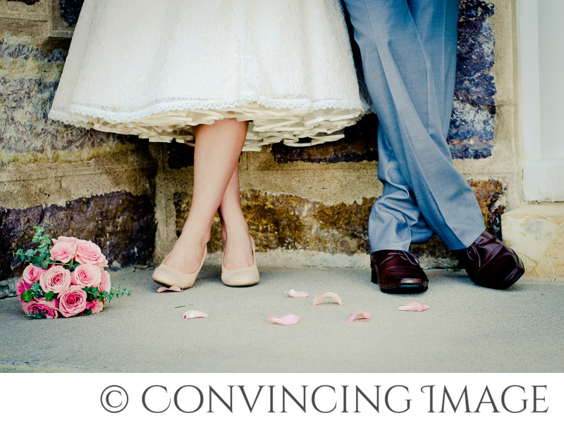 Wedding Photographer for Logan Temple