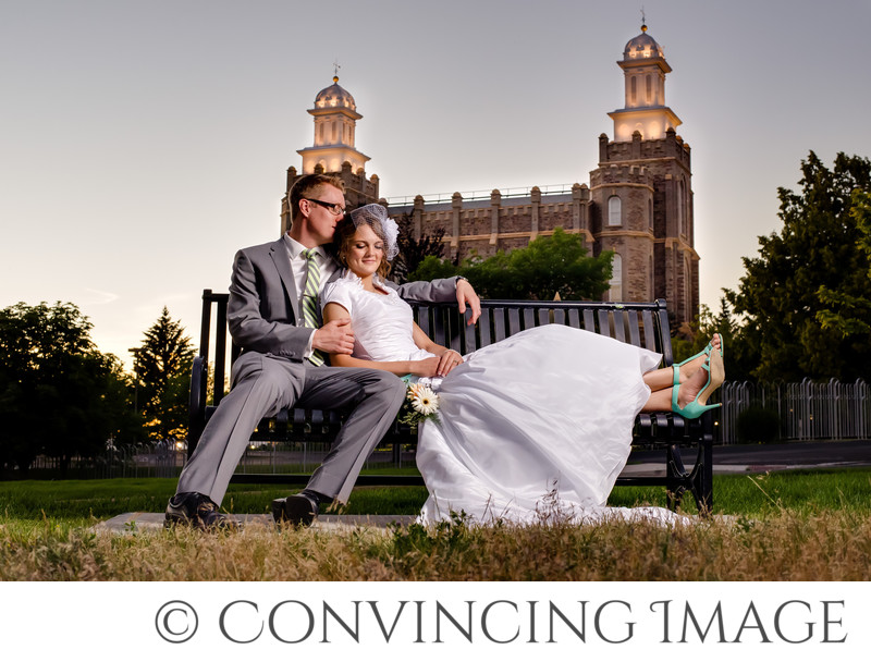 Cache Valley Wedding Photographer