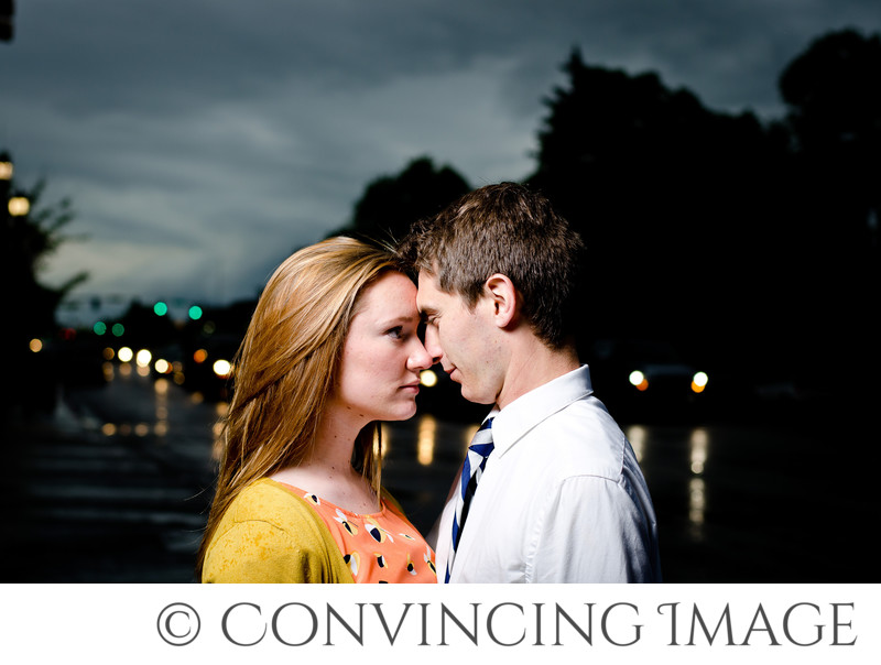 Logan Utah Wedding Engagement Photos