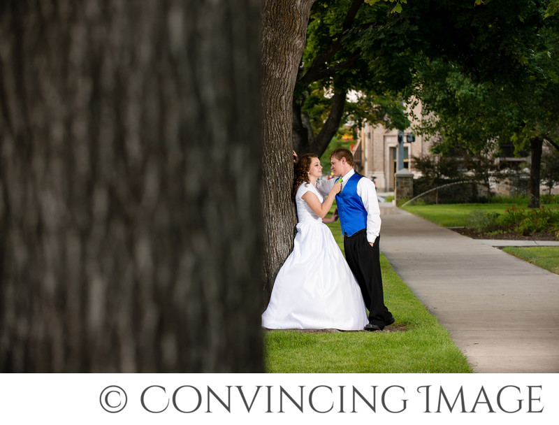 Wedding Photographers in Logan Utah