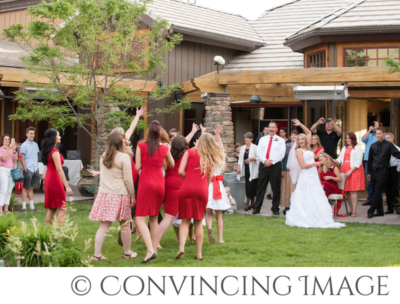 Candid Wedding Photos Logan Utah