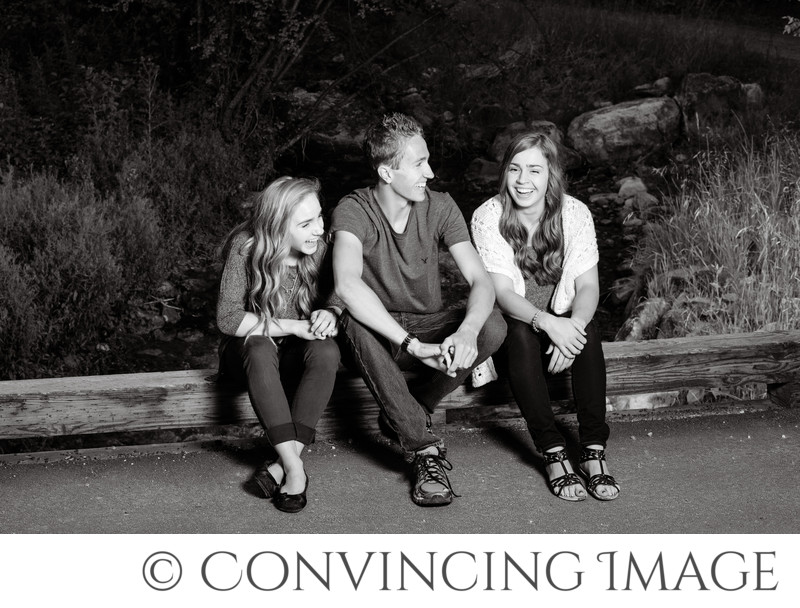Utah Candid Family Photographer